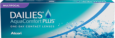 DAILIES® AquaComfort Plus® Multifocal 90szt.
