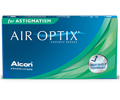 AIR OPTIX®  for  ASTIGMATISM 6szt.