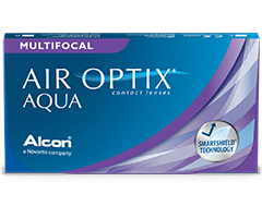 AIR OPTIX®  AQUA  MULTIFOCAL 6szt.